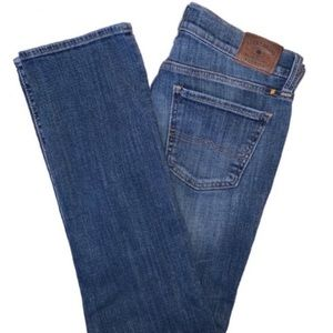 Lucky brand sweet straight mid-rise  jeans - 6